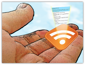 Fig. Feed RSS multimediali